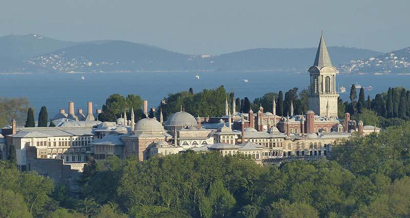 дворец Топкапы Стамбул аудиогид