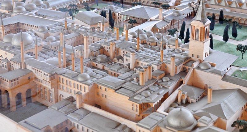 Дворец Топкапы в Стамбуле гид