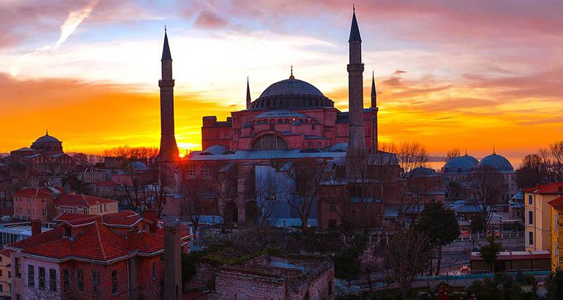 Айа София Стамбул аудиогид
