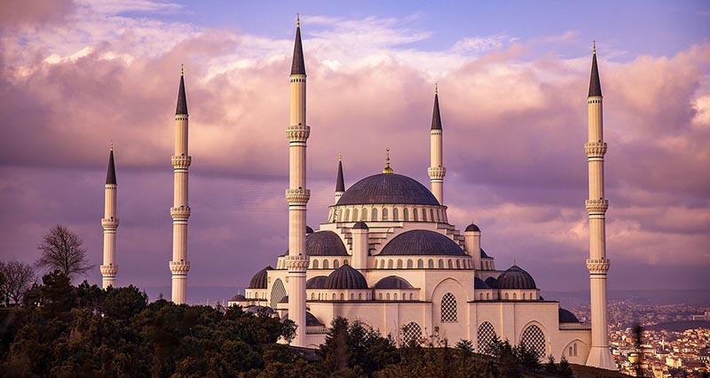 Голубая мечеть Стамбул