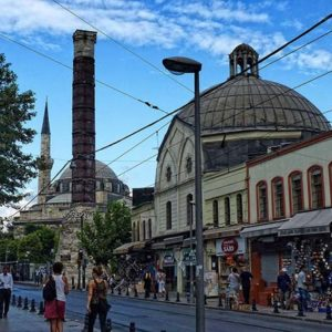 хаммам в Стамбуле
