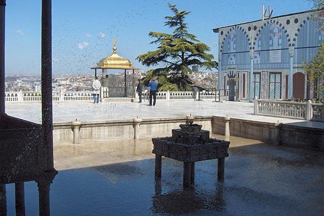 Стамбул Топкапы Хюррем