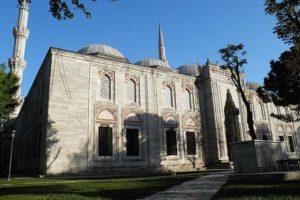 Стамбул - Константинополь - мечети и церкви