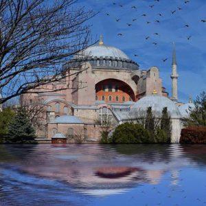 Айа София аудиогид Стамбул