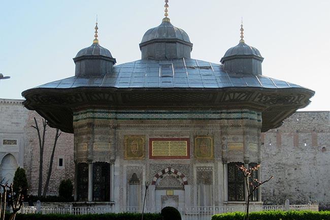 Стамбул фонтаны достопримечательности