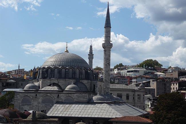 маршруты по Стамбулу путеводитель