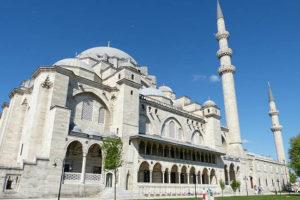 Мечеть Сулеймание в Стамбуле аудиогид