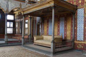дворец Топкапы гарем