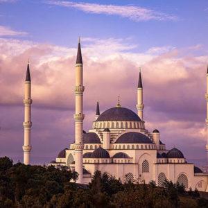 Голубая мечеть в Стамбуле - Султанахмет