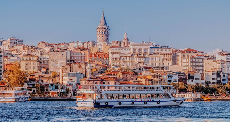 Бейоглу Стамбул - Галата