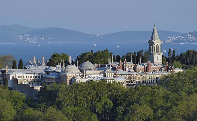 музей в Стамбуле