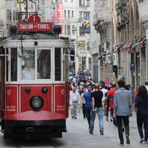 Истикляль Стамбул