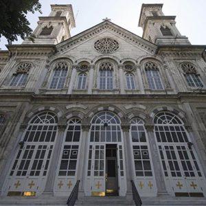 церковь в Стамбуле