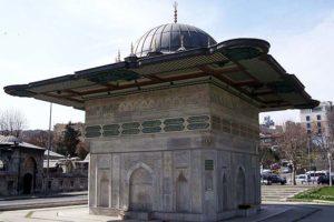 фонтаны Стамбула