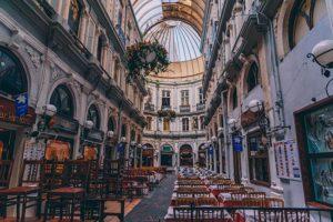 Стамбул интересные места