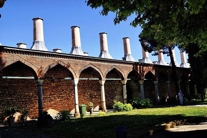 дворец Топкапы в Стамбуле путеводитель