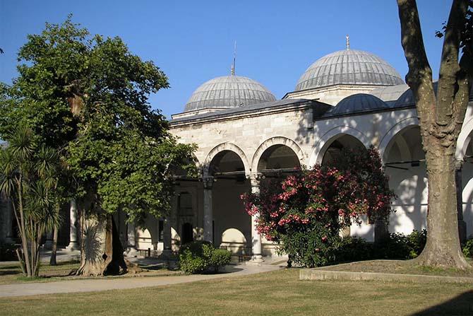 дворец Топкапы фото и описание