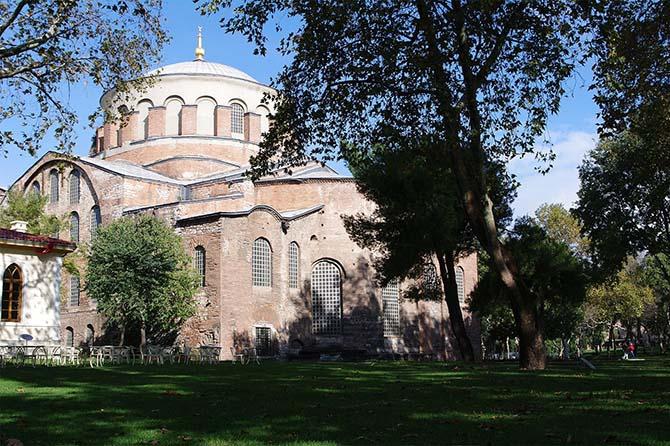 Топкапы Стамбул история