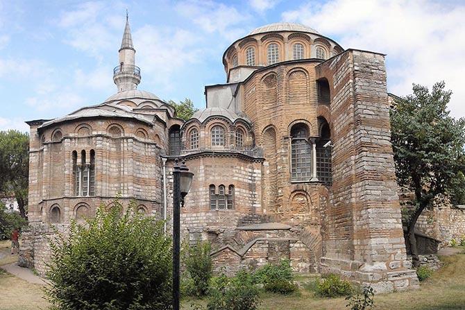 музей Хора Стамбул