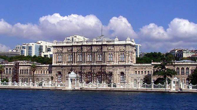 Стамбул дворец музей