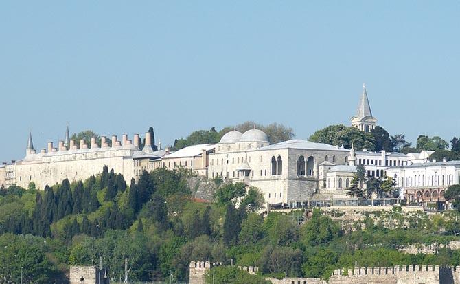 дворец султанов Топкапы
