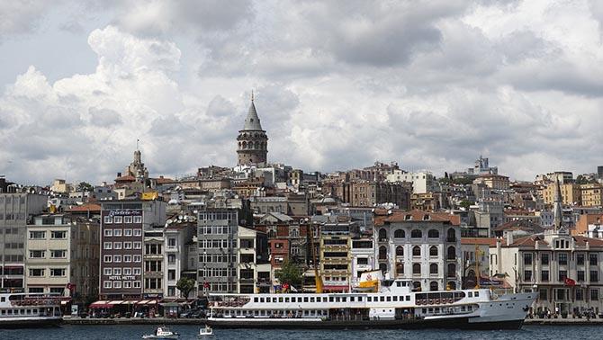 Отели и районы Стамбула - отзывы