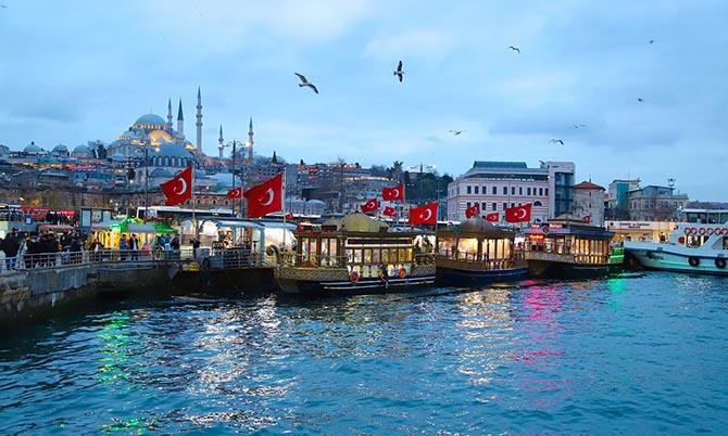 Район Фатих Стамбул