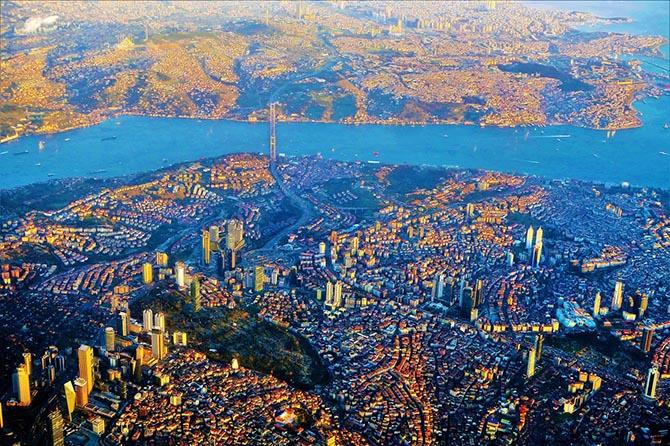 где остановиться в Стамбуле самостоятельно