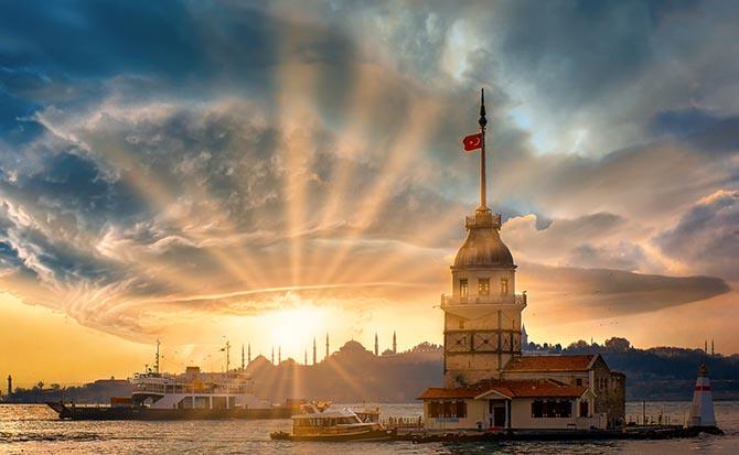 Стамбул на неделю