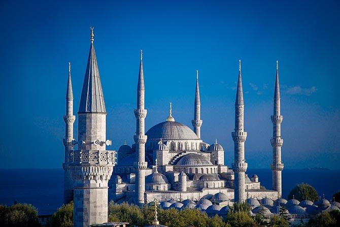 Стамбул на неделю самостоятельно