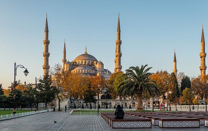 Стамбул на неделю маршруты
