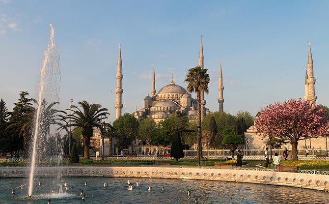 Стамбул достопримечательности и маршруты