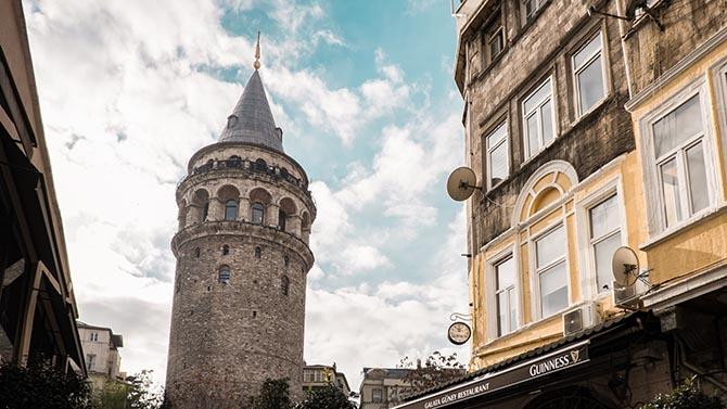 маршруты по Стамбулу на 7 дней