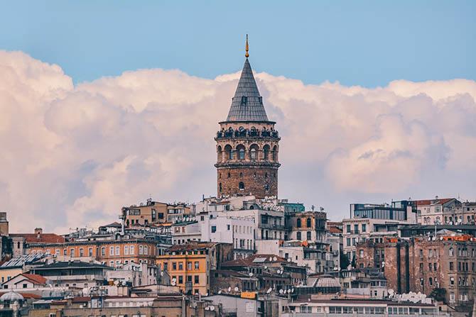 Стамбул на 2 дня