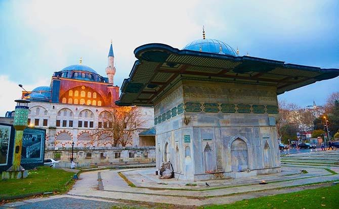 поездка в Стамбул на неделю
