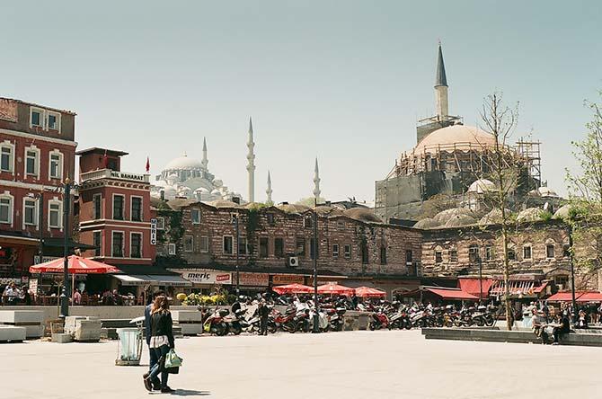 Стамбул достопримечательности за 3 дня