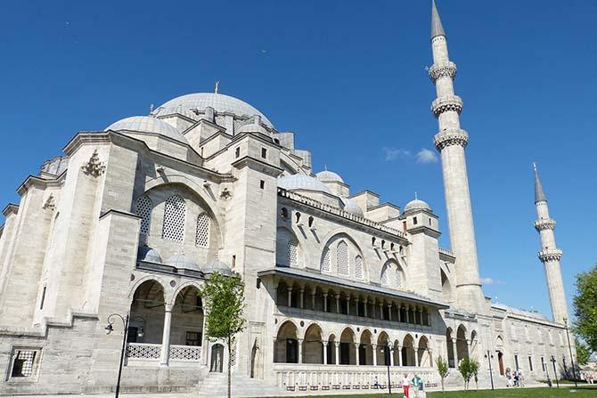 Стамбул что посмотреть за 3 дня