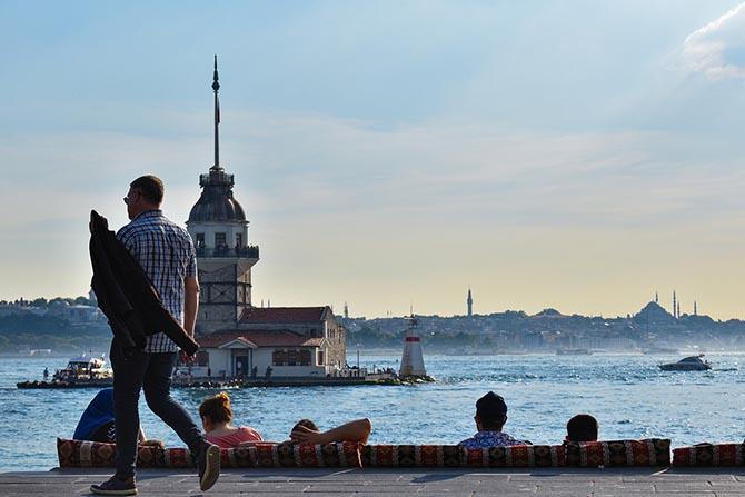 что посмотреть в Стамбуле за неделю