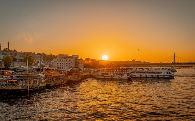 Стамбул на 4 дня достопримечательности