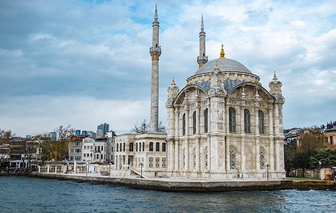 Стамбул за 5 дней