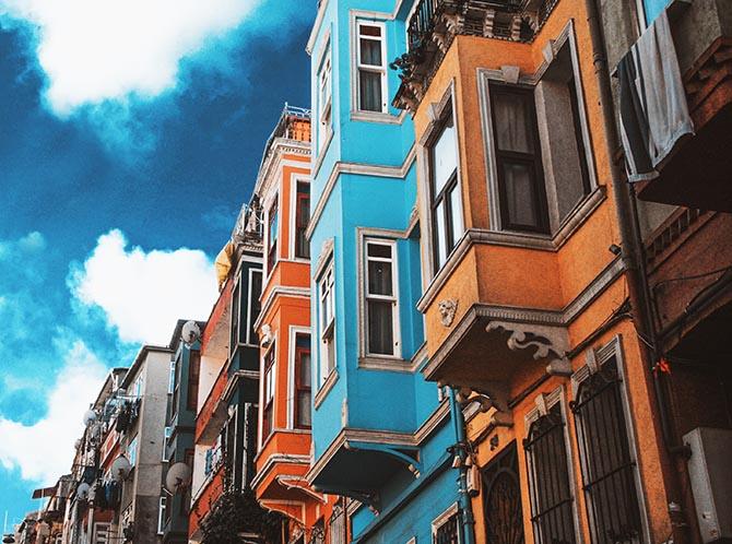 достопримечательности Стамбула на русском