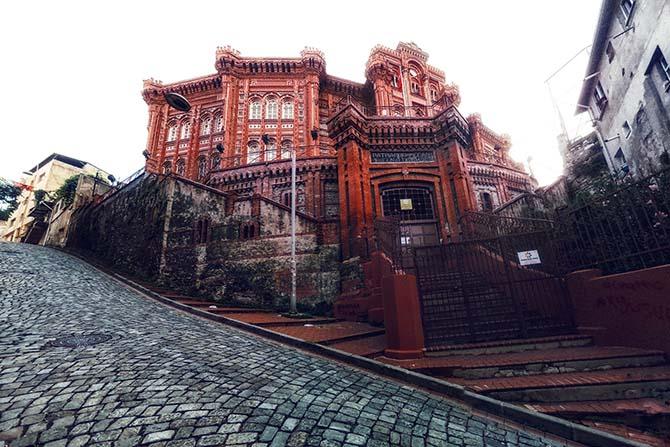 экскурсии в Стамбуле самостоятельно
