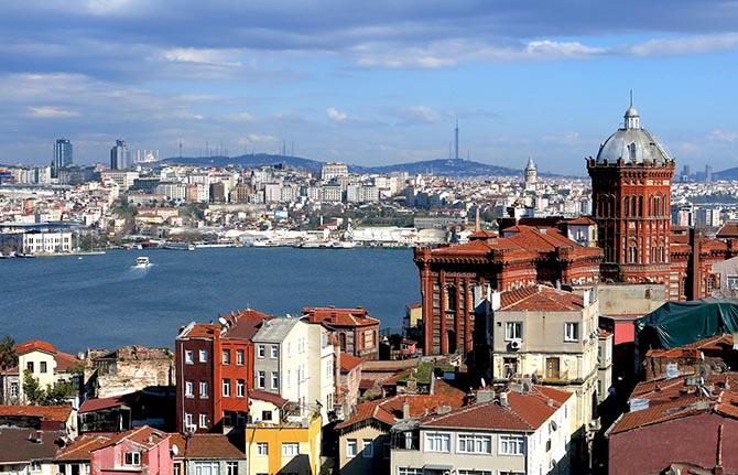 Стамбул Балат маршрут