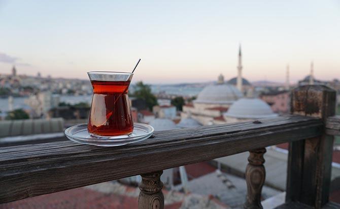 Стамбул для туристов