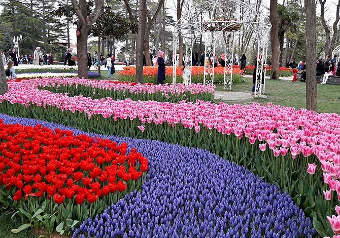 неделя в Стамбуле парки