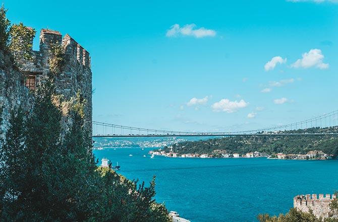 Стамбул достопримечательности неделя